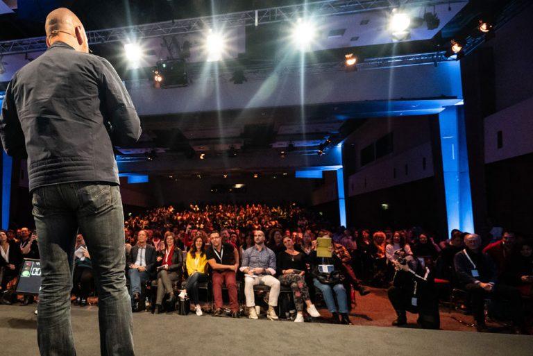 Steves Doupeux Conferencier